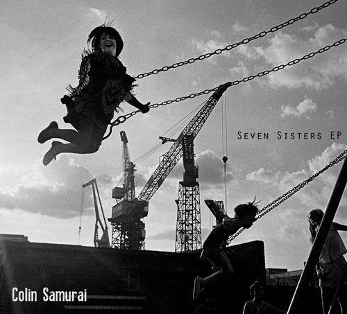 Seven_Sisters_EP_album_cover-Colin_Samurai